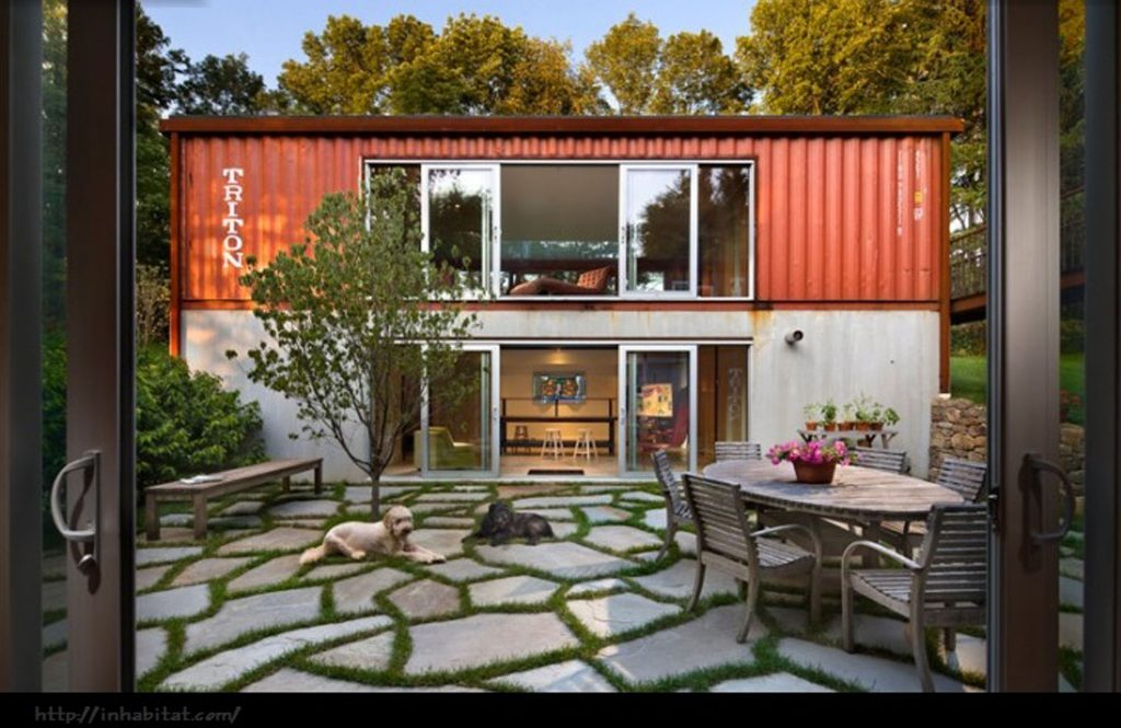Custom Container Home Builder Go Home Here