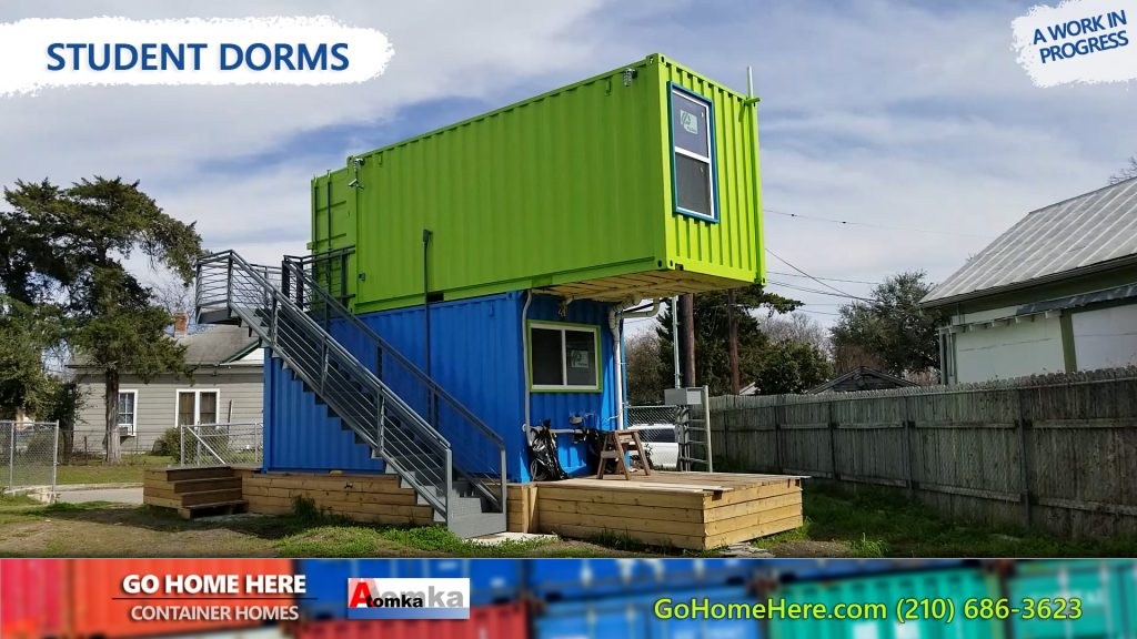 Our model home shipping container for sale