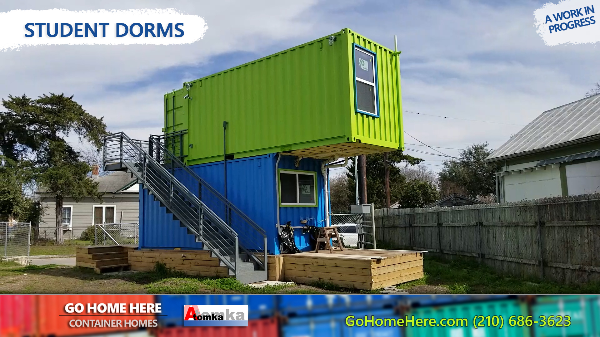 shipping container homes for sale in san antonio tx go home here. Black Bedroom Furniture Sets. Home Design Ideas